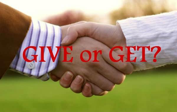 """""""Give"""" или """"get""""? Простые слова как зеркало истории"""